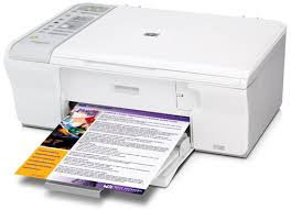 HP Deskjet F4283 All-in-One Printer Driver Download