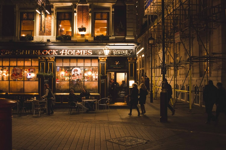 London Pubs - Londra Pubları