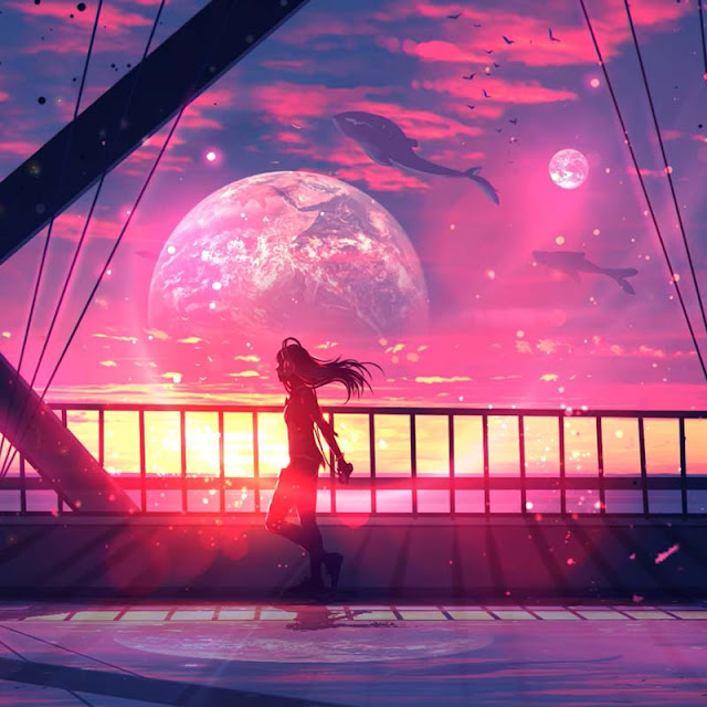 Anime Original №41 Wallpaper Engine