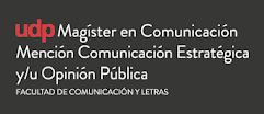 Periodistas colegiados tendrán 15% descuento en Magister en Comunicación de la Universidad Diego Portales