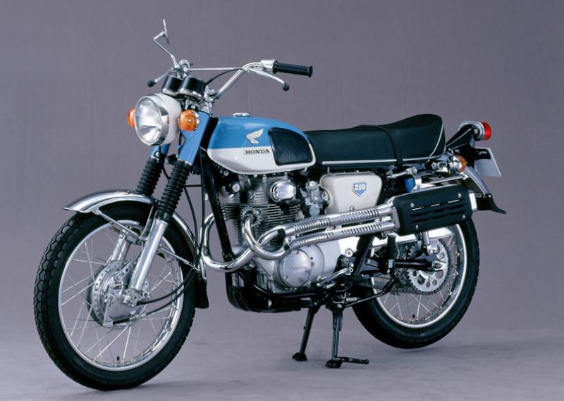 Honda CL250 Average Mileage (1971) - Per Liter, Kmpl & More