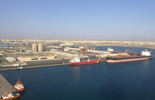 The King Fahd Industrial Port