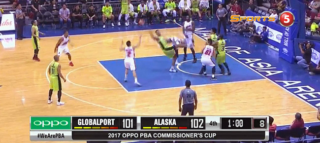 GlobalPort def. Alaska, 107-106 (REPLAY VIDEO) June 4