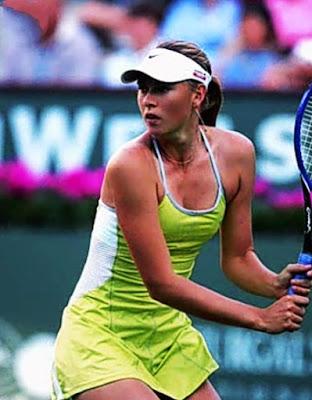 Maria Sharapova news