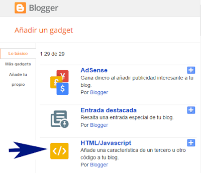 Widget comentarios recientes Material design Blogger
