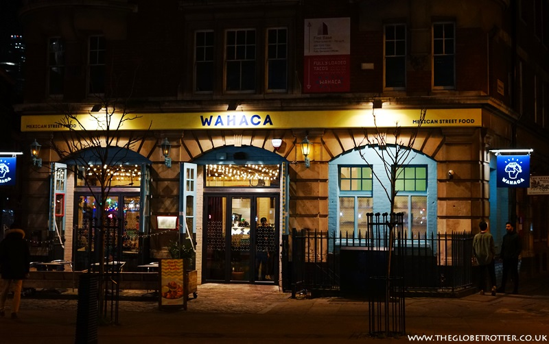 Wahaca Shoreditch