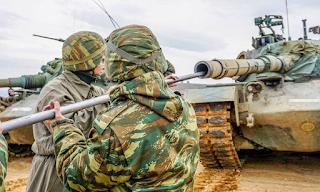 Συναγερμός στο Κιλκίς: Εκρήξεις κατά τη διάρκεια στρατιωτικής άσκησης