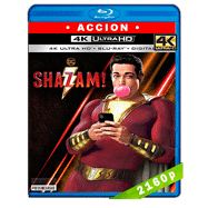 ¡Shazam! (2019) Ultra HD BDRip 2160p Latino