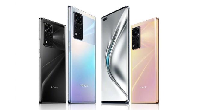 Honor V40 5G Dimensity 1000+ Colors
