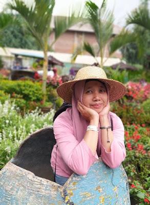 wisata taman begonia lembang