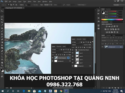 Học chỉnh sửa ảnh tại Quảng Ninh