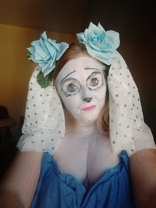 la novia cadaver.