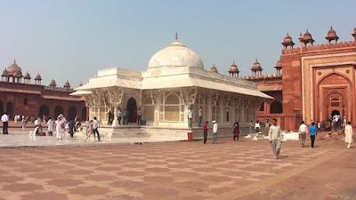 Fatehpur Sikri.