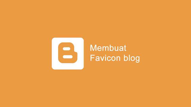 cara membuat favicon blog