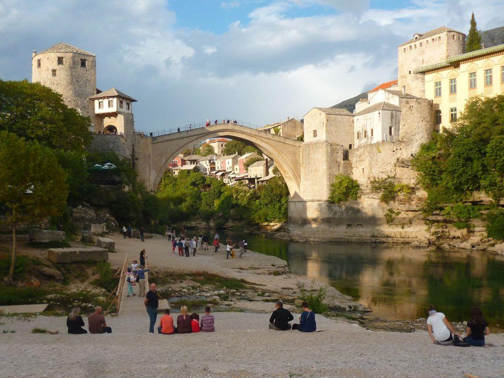 Stari Most Bridge Bosnia Herzegovina