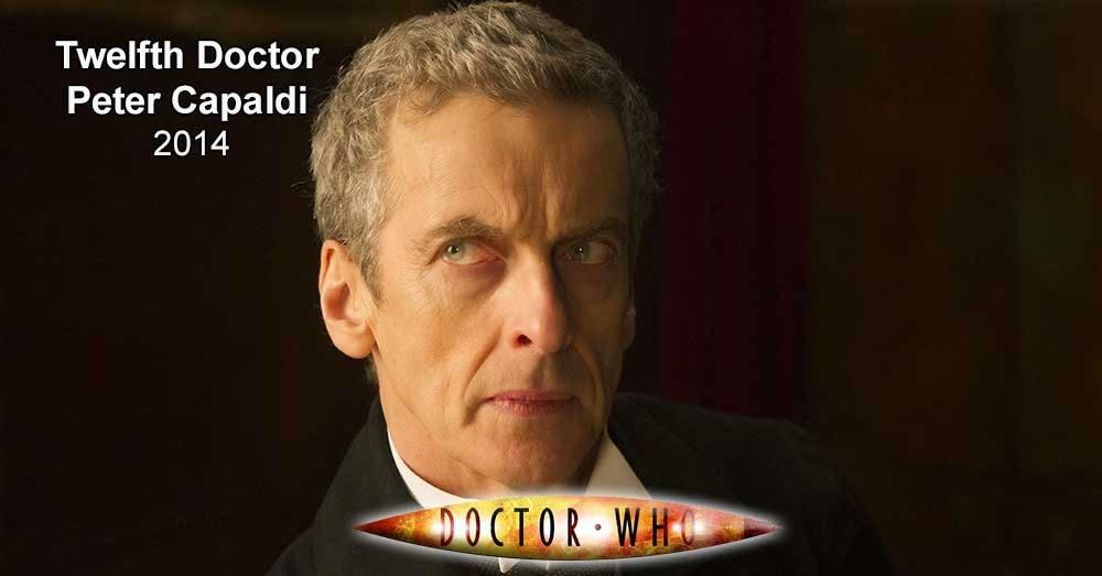 Peter Capaldi, el Doceavo Doctor