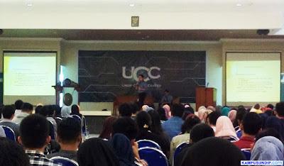 CEO Talk UCC Undip