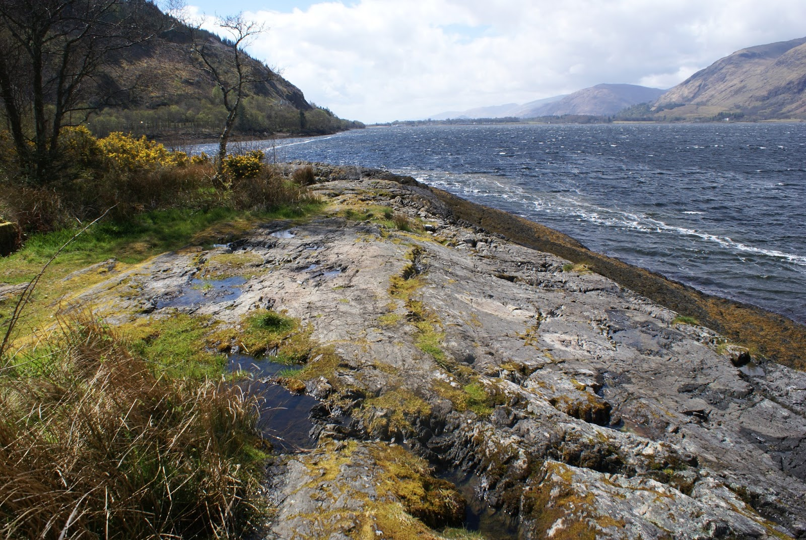 loch linnhe highlands scotland united kingdom uk