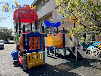桃園市蘆竹區大華國小附幼 - 公共化幼兒園遊戲場設施改善計畫採購