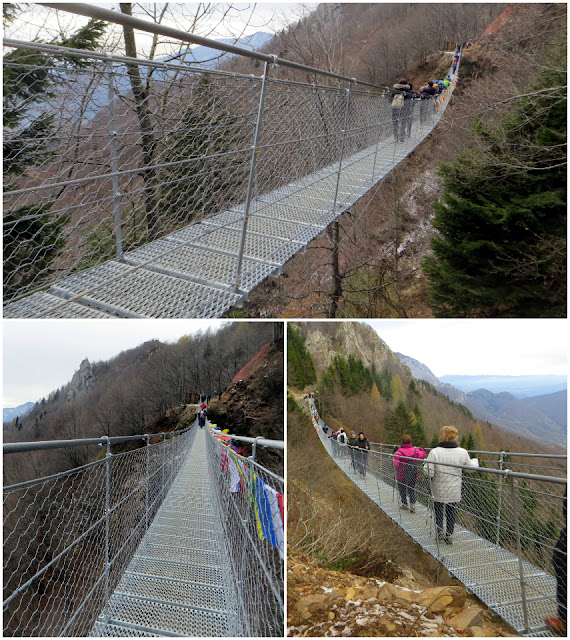 ponte tibetano pasubio