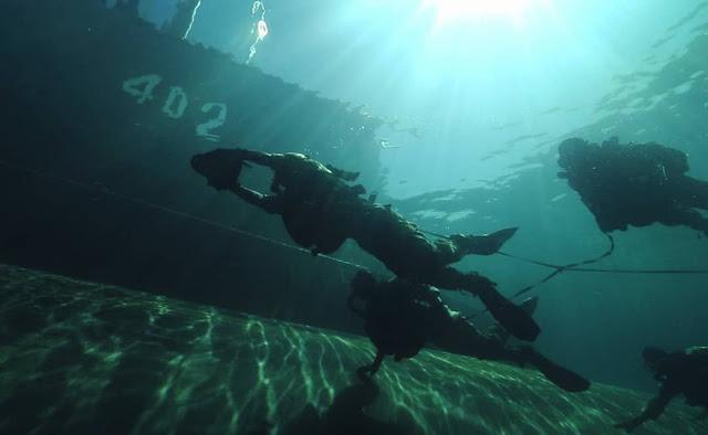 Kenapa Kapal Selam KRI Nanggala-402 Sulit DItemukan? Ini Kata Pakar AS