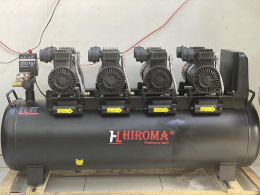 Máy nén khí chính hãng HIROMA DHL – 0516