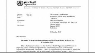 Terawan Disebut Sukses Tangani Covid, Ahli: Kemenkes Salah Baca Surat WHO