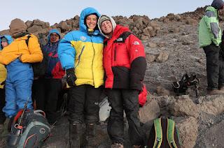 Montgomery Catholic Student Summits Mount Kilimanjaro 3