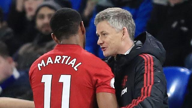Man United's Anthony Martial Deletes Social Media Accounts