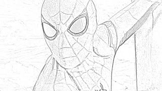 Spiderman free printable coloring pages holiday.filminspector.com