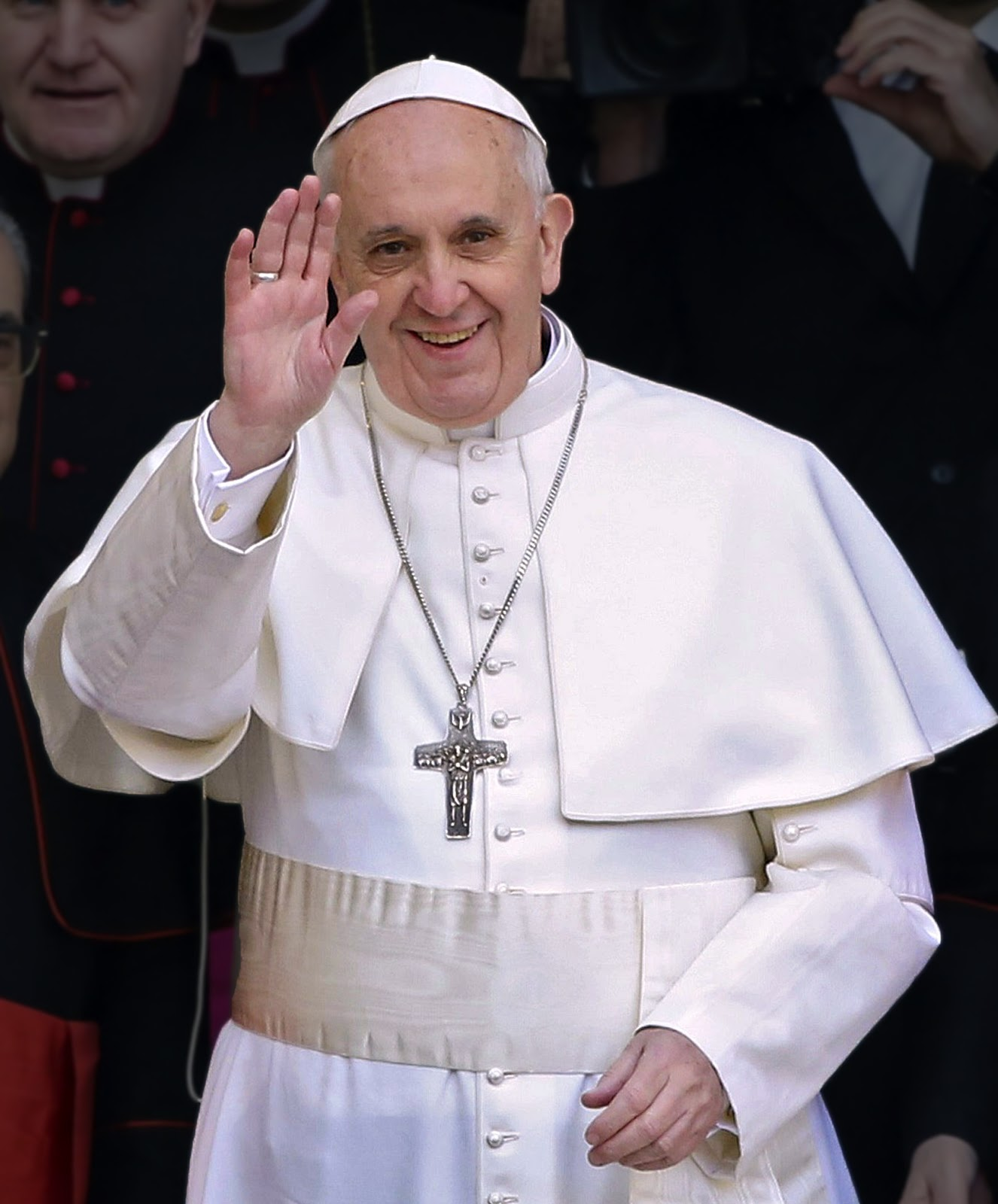 Official Francis Pope Facebook