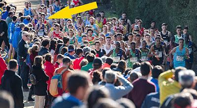 Cross Itálica Atletismo Aranjuez