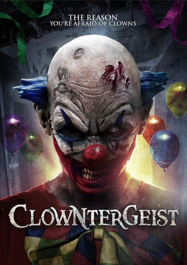 Clowntergeist 2017 Legendado