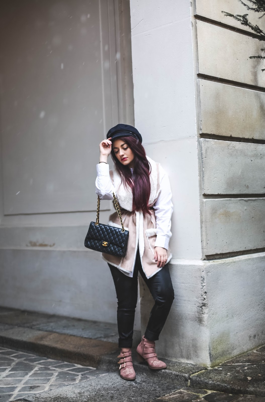 boots Chloe Susanna blog mode