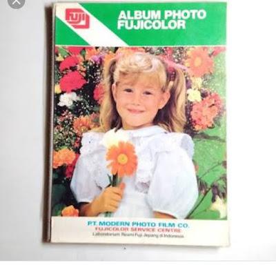 Album foto jadul