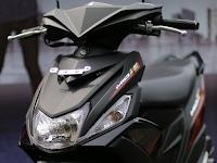 Yamaha Mio Z terbaru 2016 bagian depan