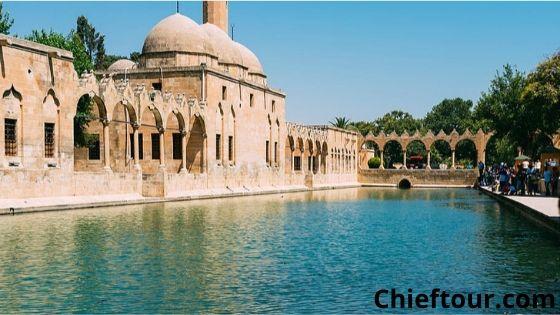 Sanliurfa, a beautiful city in Turkey:
