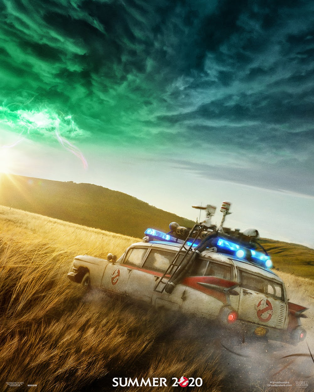 GHOSTBUSTERS: AFTERLIFE   Der offizielle Trailer zu Ghostbusters 3