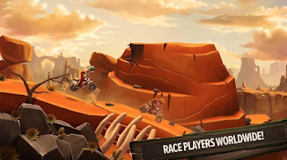Trials Frontier Apk Mod Unlimited Money + Obb Free for android