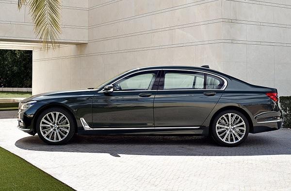 BMW 750d con cuatro turbos