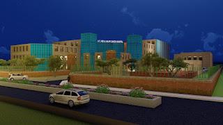 Hospital Design by Archkala