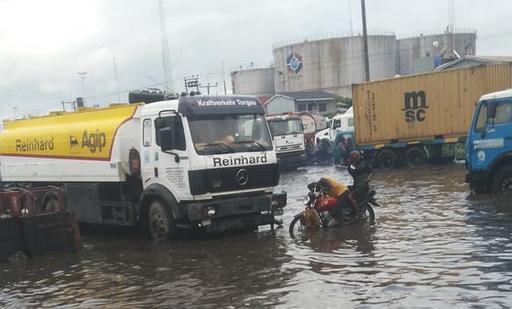 apapa lagos flooding