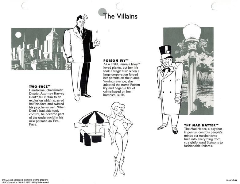 Batman Beyond: The Animated Series Guide   DC Database ...