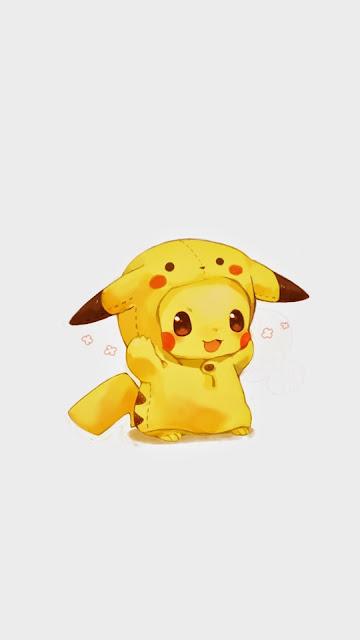 cute pikachu images