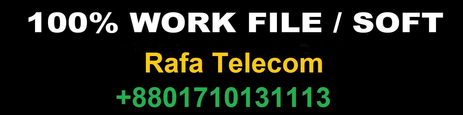 Rafa Telecom Sylhet All Symphony Firmware, Walton Firmware, Maximus