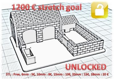 £1200 Stretch Goal