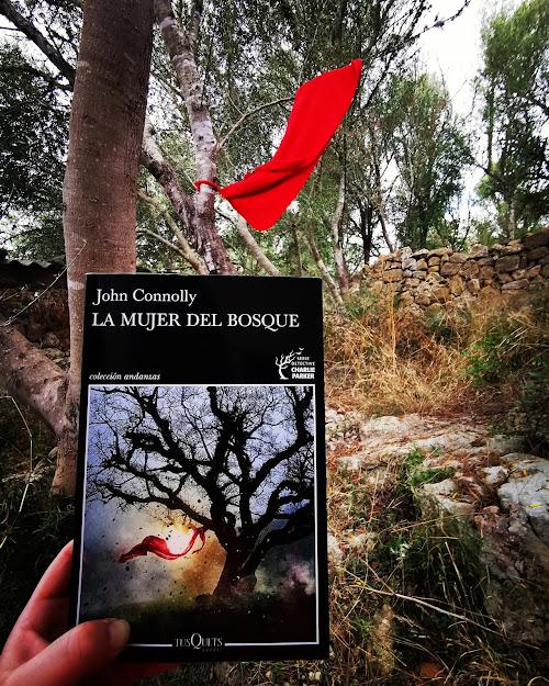 La mujer del bosque John Connolly