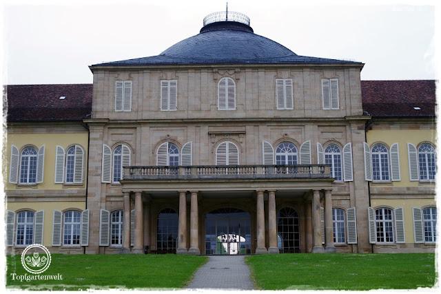 Gartenblog Topfgartenwelt Stuttgart: Schloss Hohenheim