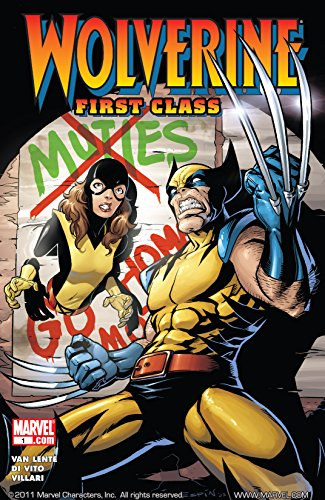 eBook Wolverine: First Class #1 (English Edition)
