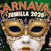 JUMILLA COMIENZA HOY CON LAS FIESTAS DE  CARNAVAL 2020, CHIRIGOTAS, DESFILES, FIESTODROMO Y EL TIO DEL HIGUICO ESTARAN PRESENTES EN LAS CALLES DEL MUNICIPIO